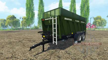 BRANTNER TA 23065 para Farming Simulator 2015