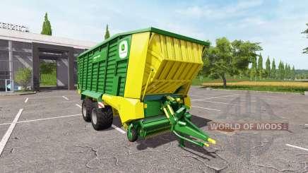 John Deere JD100K para Farming Simulator 2017