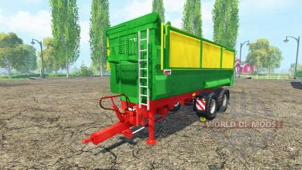 Kroger MUK 303 v1.01 para Farming Simulator 2015
