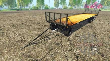 Fliegl DPW 180 v4.1 para Farming Simulator 2015