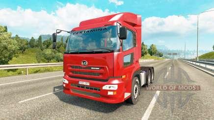 Nissan Quon para Euro Truck Simulator 2