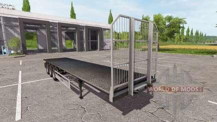 Fliegl autoload v3.0 para Farming Simulator 2017