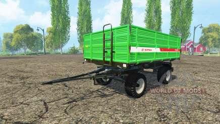 Sipma PR 800 EKO para Farming Simulator 2015