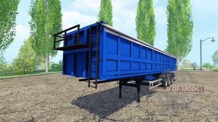 Tonar para Farming Simulator 2015