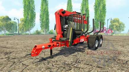 Stepa FHL 16 AK v1.3.1 para Farming Simulator 2015