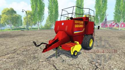 New Holland BB 980 para Farming Simulator 2015