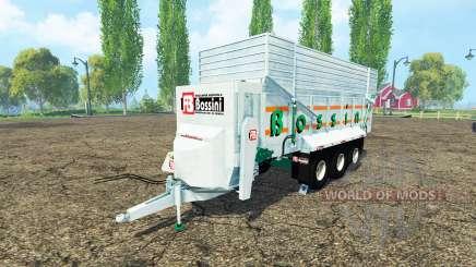 Bossini SG200 DU v2.0 para Farming Simulator 2015