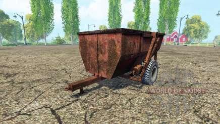PST 6 v2.0 para Farming Simulator 2015