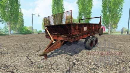 PRT 10 para Farming Simulator 2015