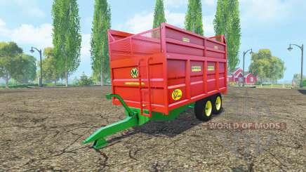 Marshall QM-11 para Farming Simulator 2015