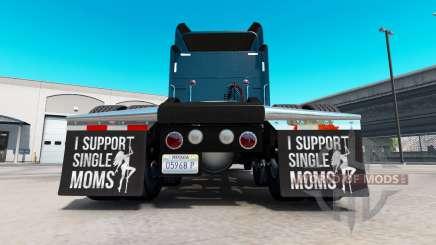 I Support Single Moms v2.2 para American Truck Simulator