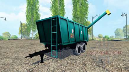 PS 10 para Farming Simulator 2015