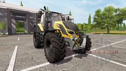 Valtra T194 gold edition para Farming Simulator 2017