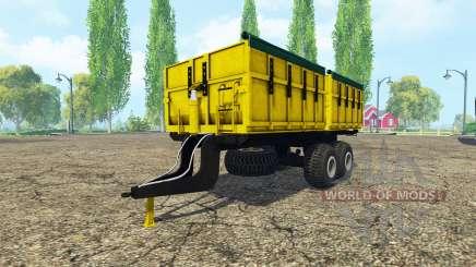 PTS 9 amarelo para Farming Simulator 2015