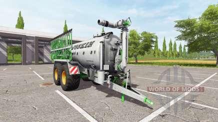 JOSKIN Modulo 2 steering axle para Farming Simulator 2017