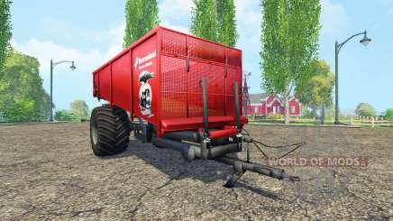 Kverneland Taarup Shuttle para Farming Simulator 2015