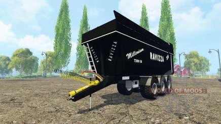 Ravizza Millenium 7200 v1.3 para Farming Simulator 2015