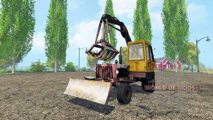 Pea 1A Carpatec para Farming Simulator 2015
