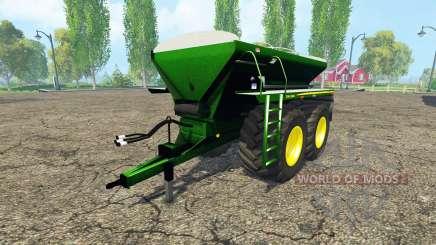 John Deere DN345 v2.0 para Farming Simulator 2015