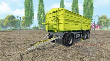 Fliegl DDK 240 para Farming Simulator 2015