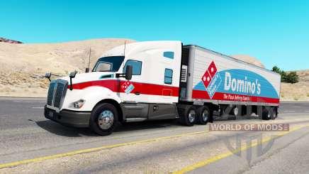 Skins para tráfego de caminhões v1.0.2 para American Truck Simulator