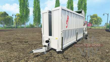 Fliegl Overload Station para Farming Simulator 2015
