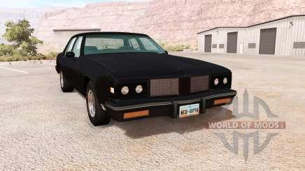 Oldsmobile Delta 88 Royale Brougham v1.2 para BeamNG Drive