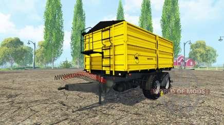 Wielton PRC-2B W14 para Farming Simulator 2015