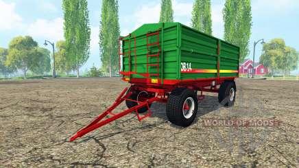METALTECH DB 14 v2.0 para Farming Simulator 2015