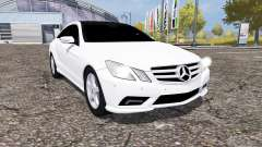 Mercedes-Benz E350 CDI (C207)