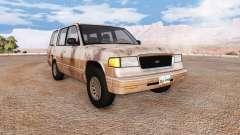 Gavril Roamer rusty para BeamNG Drive