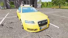 Audi A6 (C6) feuerwehr