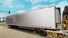 Uma coleção de trailers EUA para Euro Truck Simulator 2