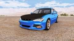 Hirochi Sunburst electric v3.6 para BeamNG Drive