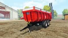Gilibert 1800 PRO para Farming Simulator 2015