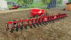 HORSCH Maestro 12 SW v2.0 para Farming Simulator 2015