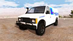 Gavril H-Series locked and loaded security para BeamNG Drive