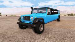 Ibishu Hopper limousine v0.91 para BeamNG Drive
