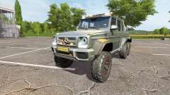 Mercedes-Benz G65 AMG 6x6 seeds