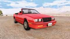 Bruckell LeGran  coupe & convertible v1.04 para BeamNG Drive