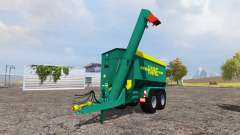 Hawe ULW 2500 T v2.0 para Farming Simulator 2013