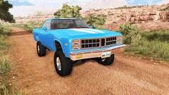 Bruckell Moonhawk off-road v1.1.6 para BeamNG Drive