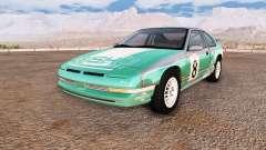 Ibishu 200BX rally safari v1.2 para BeamNG Drive