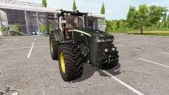 John Deere 8330 black limited