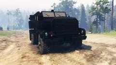 Cougar 4x4 para Spin Tires