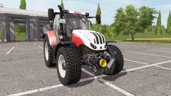 Steyr Profi 4145 CVT para Farming Simulator 2017