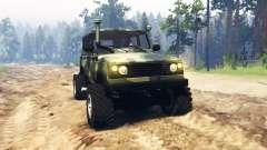 UAZ 3172 Scout