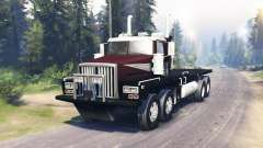 Western Star 6900 para Spin Tires