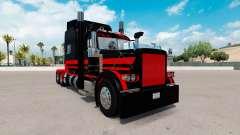 Pele Stani Express para o caminhão Peterbilt 389