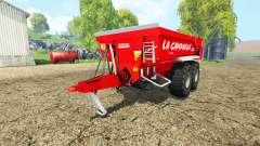 La Campagne BTP 24 para Farming Simulator 2015